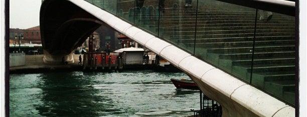 Ponte della Costituzione is one of Venezia Essentials.