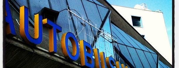 Autobusni kolodvor Zagreb is one of Terminais!.