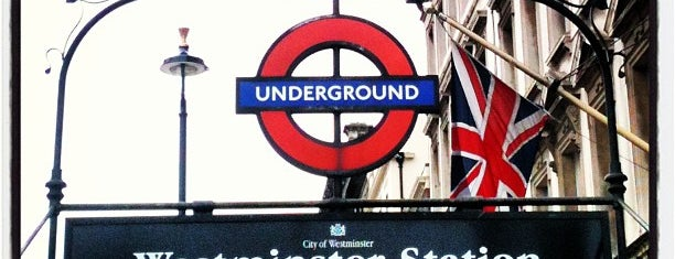 Westminster London Underground Station is one of District Line.