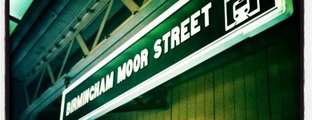 9:24 CRA to Bham Moor Street is one of Terminais!.