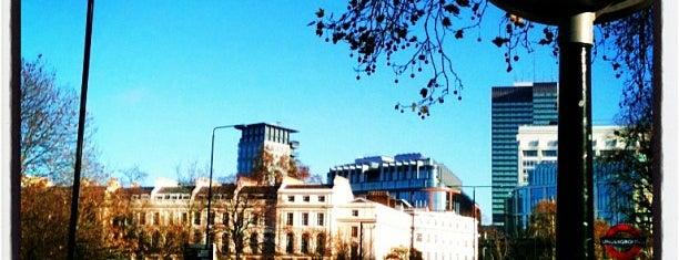 Regent's Park London Underground Station is one of Terminais!.
