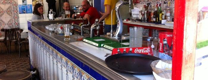La Taberna De Mi Abuelo is one of Madrid: de Tapas, Tabernas y +.
