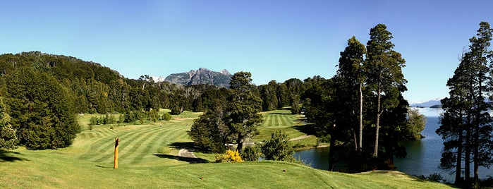 Llao Llao Hotel & Resort is one of Argentina Golf.
