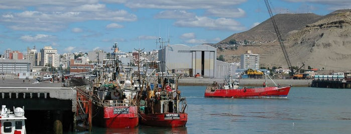 Comodoro Rivadavia is one of Chubut.