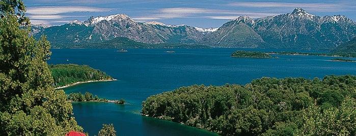 Parque Nacional Nahuel Huapi is one of Parques Nacionales.