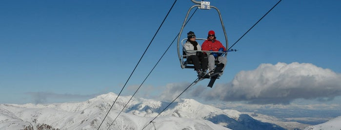 La Hoya is one of Nieve Argentina.