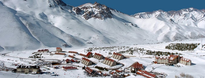 Las Leñas Centro de Ski is one of Mendoza.