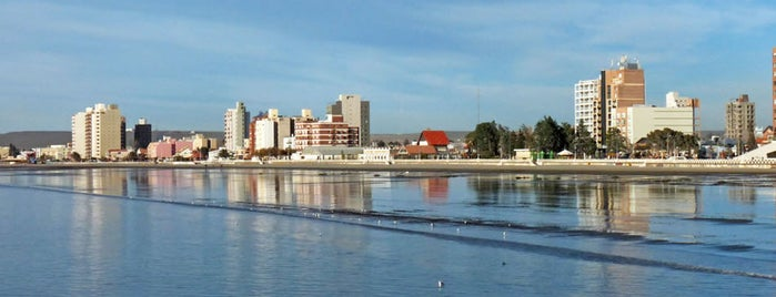 Puerto Madryn is one of Chubut.