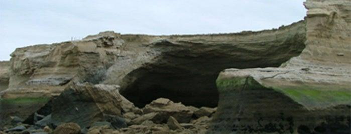 Parque Nacional Monte León is one of Parques Nacionales.