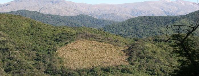 Parque Nacional Baritú is one of Parques Nacionales.