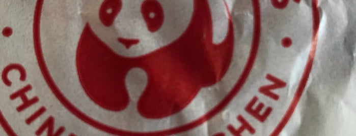 Panda Express is one of Meus lugares.