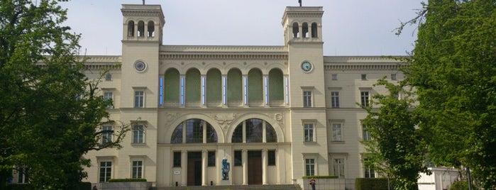 Hamburger Bahnhof - Museum für Gegenwart is one of #MuseumMarathon Berlin 2014.