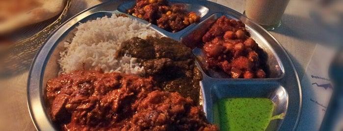 Pakistani Organic Restaurant K2 is one of Vegan Helsinki.