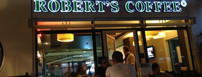 Robert's Coffee is one of Coffee Shop.