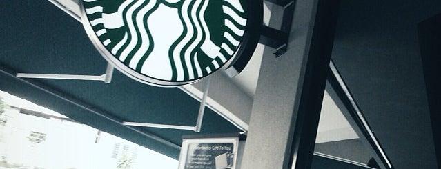 Starbucks is one of makan @ KL #16.
