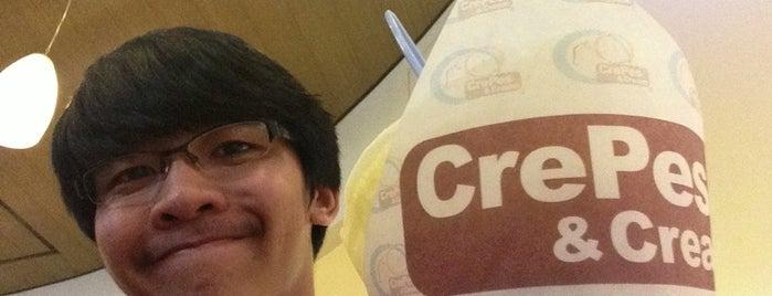 CrePes & Cream is one of UNWIND GETAWAYS.