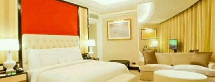 The Trans Luxury Hotel is one of Rest & Relax @Bandung.