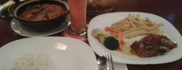 Fusion Bistro is one of Medan culinary spot.
