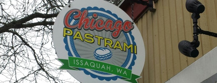 Chicago Pastrami is one of French dips.