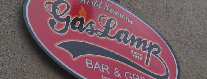 Gaslamp Bar & Grill is one of French dips.