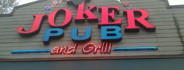 Joker Pub & Grill is one of French dips.