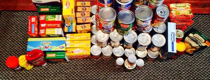 Food Bank Of Logan Cty is one of Lincoln 1.
