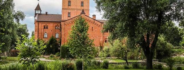 Замок Радомысль is one of загород.