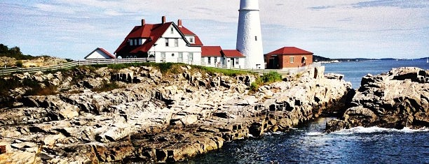 Portland Head Light is one of Birds, Mountains, and Lakes, Oh My!.