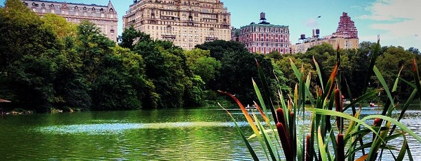 Central Park – The Lake is one of Ferias USA 2012.