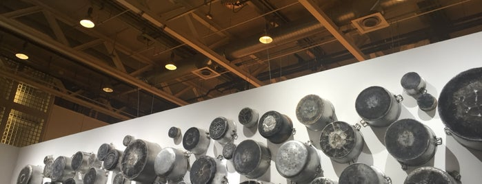Art Basel is one of Museen.