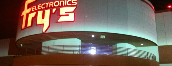 Fry's Electronics is one of My Favorites in SD.