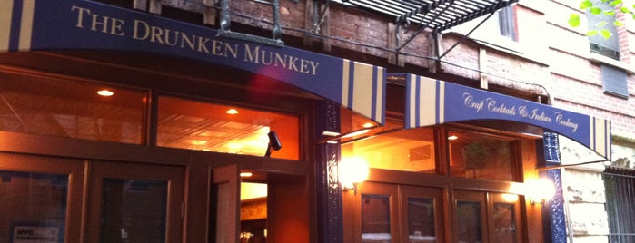 Drunken Munkey is one of NYC Manhattan East 65th St+.