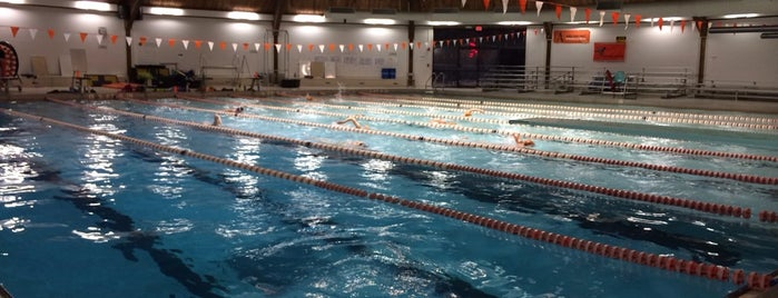 Ames Municipal Indoor Pool is one of Ames.