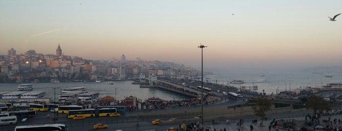 Hamdi Restaurant is one of Istanbul'da Manzara.