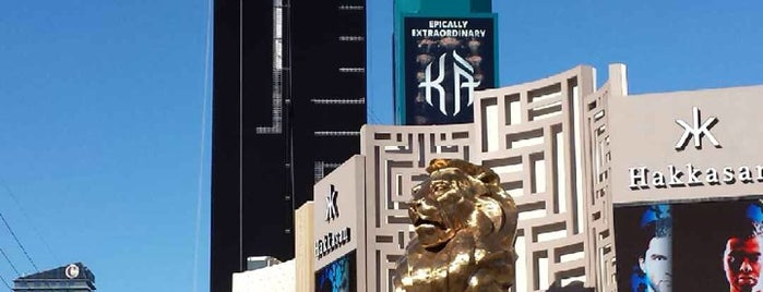 MGM Grand Hotel & Casino is one of Las Vegas extended.