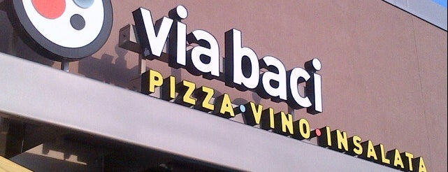 Via Baci is one of Favorite Restaurants in Lone Tree, CO.
