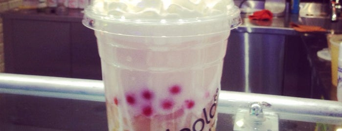 Bubbleology is one of Cafe.