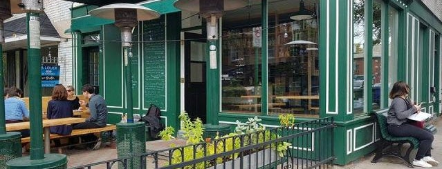 Le Bloomfield is one of Gastropubs & Bistronomie.