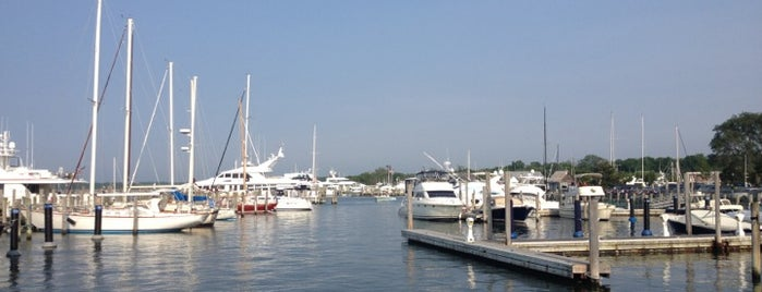 Port of Sag Harbor is one of Places to go with Bill.