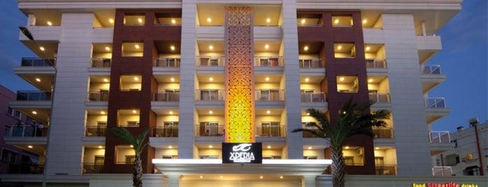 Xperia Grand Bali Hotel is one of Turkiye Hotels.