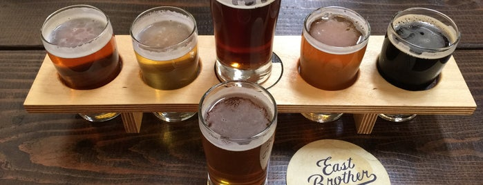 East Brother Beer Co. is one of California Breweries 2.