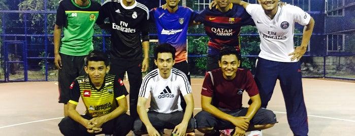 Gelanggang Futsal 1 Malaysia is one of Futsal.