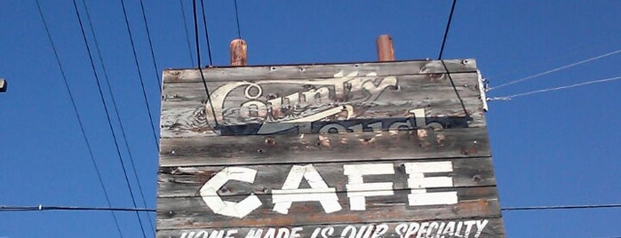 Country Touch Cafe is one of Finish it!.