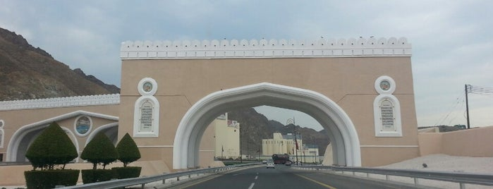 Muscat is one of World Capitals.