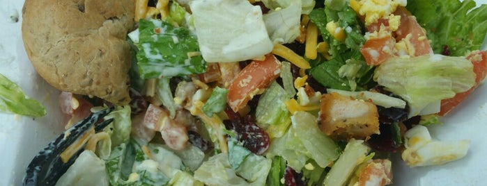 Andorra Saladworks is one of The 9 Best Salad Places in Philadelphia.