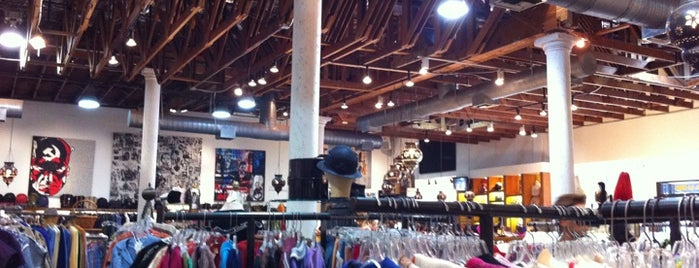 American Rag Company is one of SoCal Shops, Art, Attractions.