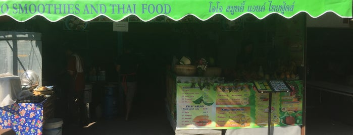 ADDY's Happy Smoothies is one of Chiang Mai.