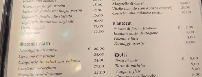 Al Matarel is one of Milano.