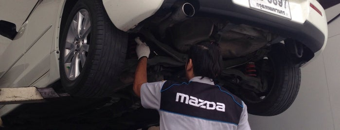 Sime Darby Mazda is one of ?8.