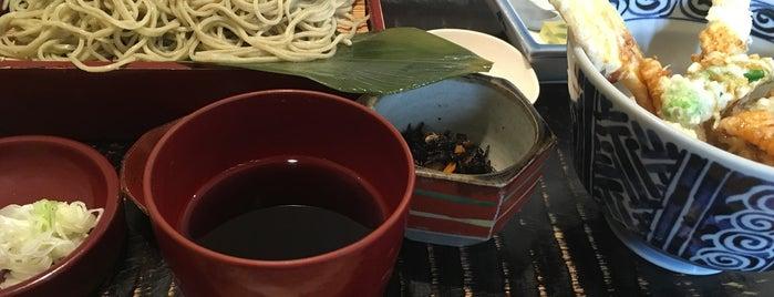 蕎麦や 口福 is one of 行きたい(飲食店).